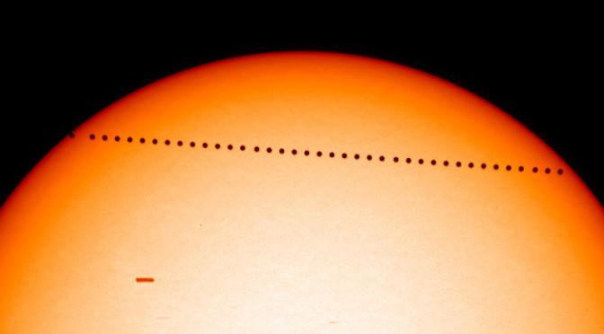 Un transit de Mercure