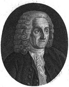 Joseph-Nicolas Delisle en 1803
