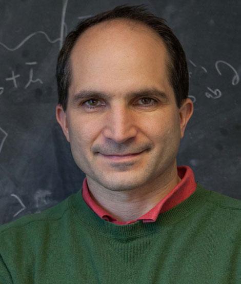 Juan Maldacena en 2013