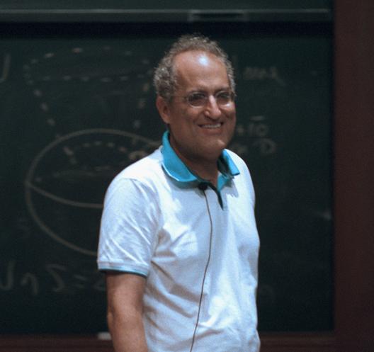 Edward Witten, l'un des chantres de la théorie des cordes, a activement contribué aux développements de la dualité jauge/gravité.