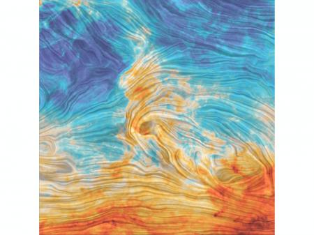 Région de Polaris vue à 353 GHz par Planck-HFI